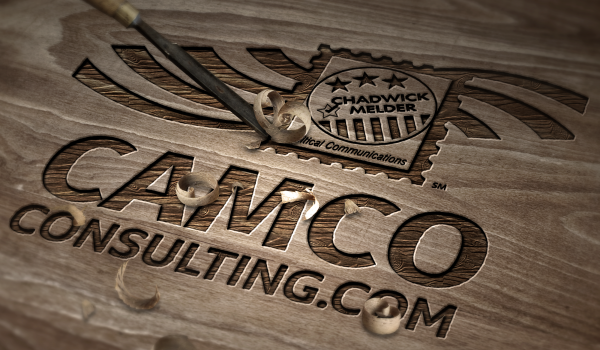 camco logo wood